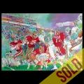 Post-Season Football Classic (oe Montana and the San Francisco 49ers vs. Miami Dolphins)