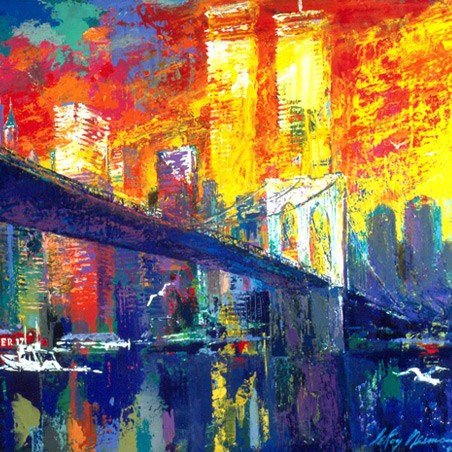 Serigraphs by LeRoy Neiman