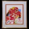 Marcus Allen, Kansas City Chiefs (framed)