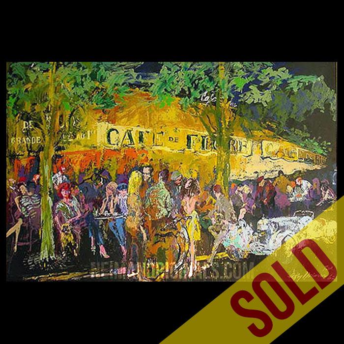 Cafe Bolivar Paris