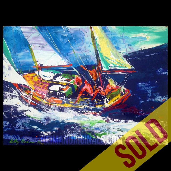 North Seas Sailing