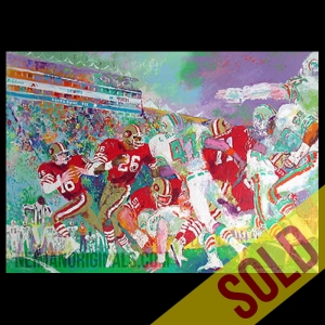 Post-Season Football Classic (oe Montana and the San Francisco 49ers vs. Miami Dolphins)