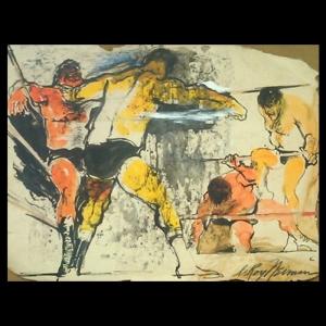 Bruno Sammartino vs. Baron Mikel Scicluna