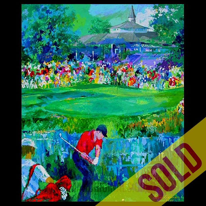 Valhalla, PGA 2000 (Tiger Woods)