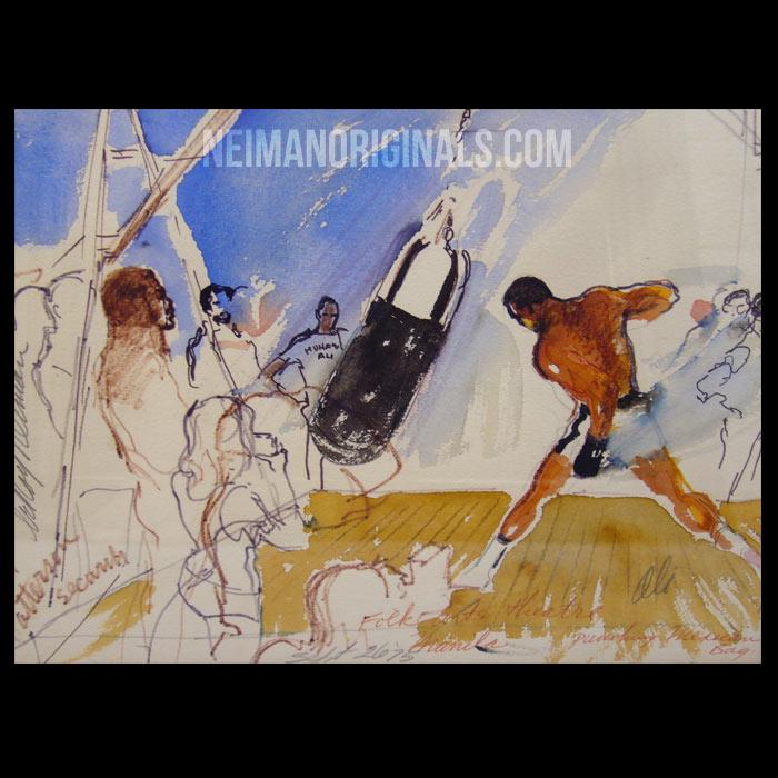 Muhammad Ali, Thrilla in Manilla