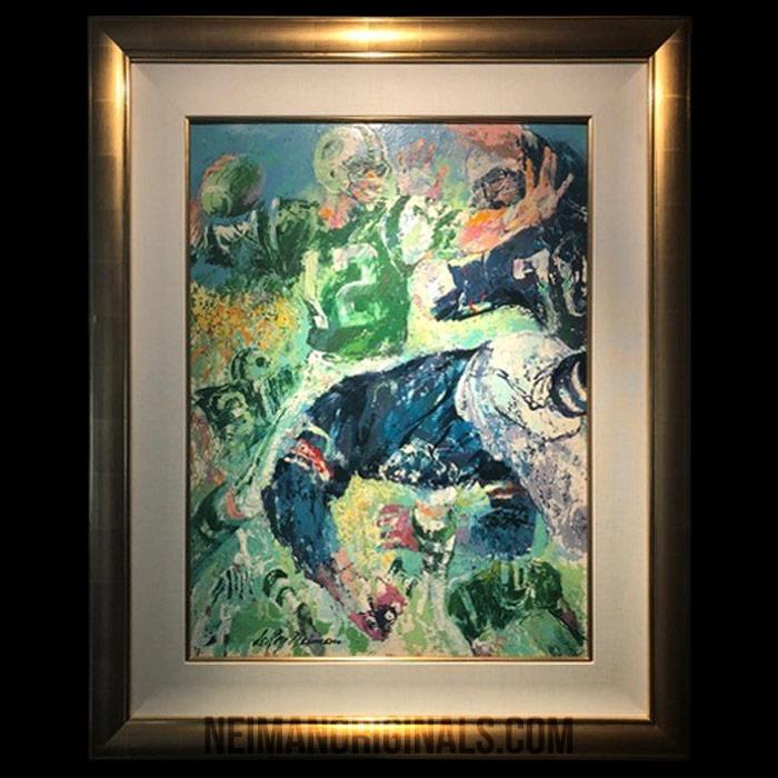 Joe Namath, #12, New York Jets